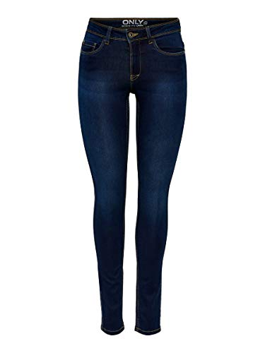 ONLY Female Skinny Fit Jeans ONLUltimate King reg XL30Dark Blue Denim